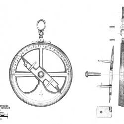 Astrolabe Drawing