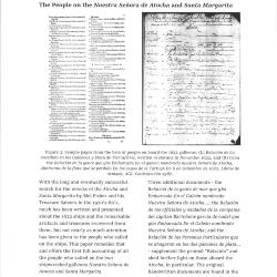 The 1622 Tierra Firme Fleet - An Account of the Disaster and the People - The People on the Nuestra Senora de Atocha and Santa Margarita